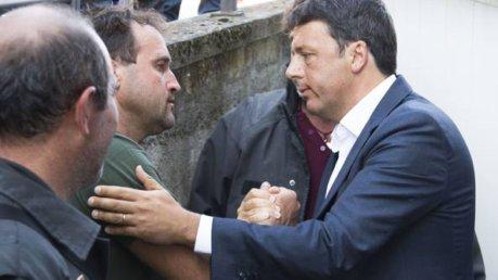 emanato il decreto sulla ricostruzione delle zone colpite dal sisma - foto corriere.it
