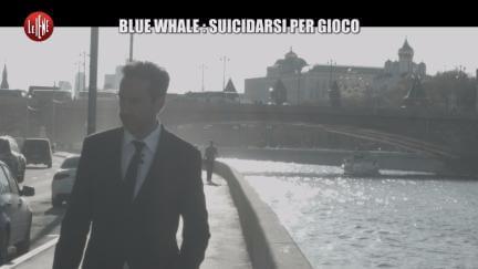 Blue Whale, morire per un gioco
