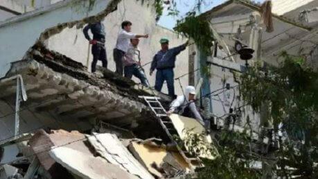 Terremoto M 7.1 in Messico, si temono centinaia di morti