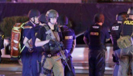 Sparatoria a Las Vegas a un concerto, venti morti e almeno 100 feriti